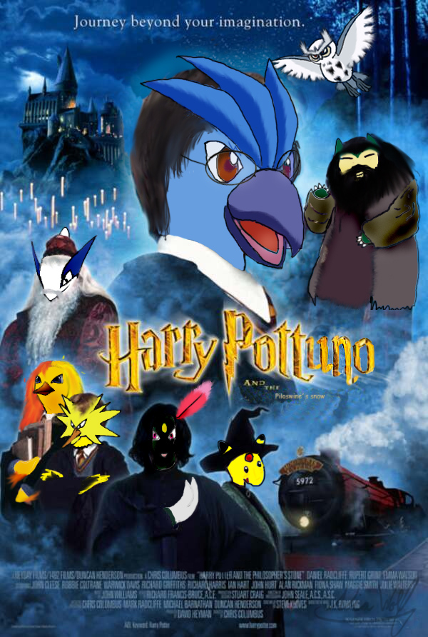 Harry Pottuno