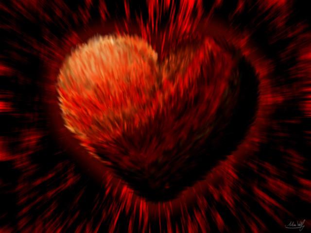 Furry Heart