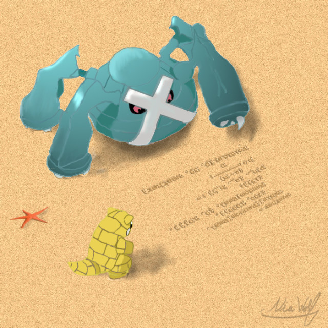 PokéDocument #08 Metagross