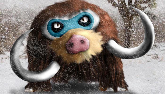 PokéReal: Mammoswine