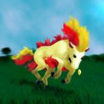 Ponyta v novém