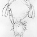 Rukario avatar sketch