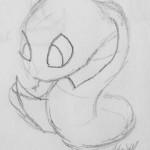 Síbork avatar sketch